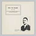 View <I>Rev. F. W. McGee (1927-1930)</I> digital asset number 0
