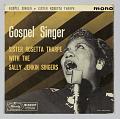 View <I>Gospel Singer Sister Rosetta Tharpe With The Sally Jenkins Singers</I> digital asset number 0