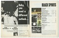 View <I>Black Sports Magazine, Vol. 1, No. 1</I> digital asset number 2