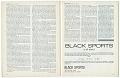 View <I>Black Sports Magazine, Vol. 1, No. 1</I> digital asset number 27