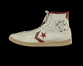 "View Sneakers worn by Julius ""Dr. J"" Erving and inscribed to Doc Stanley digital asset number 6"