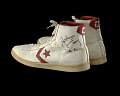 "View Sneakers worn by Julius ""Dr. J"" Erving and inscribed to Doc Stanley digital asset number 2"