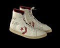 "View Sneakers worn by Julius ""Dr. J"" Erving and inscribed to Doc Stanley digital asset number 4"