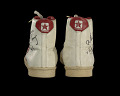 """View Sneakers worn by Julius """"Dr. J"""" Erving and inscribed to Doc Stanley digital asset number 5"""