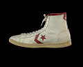 "View Sneakers worn by Julius ""Dr. J"" Erving and inscribed to Doc Stanley digital asset number 12"