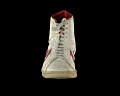 "View Sneakers worn by Julius ""Dr. J"" Erving and inscribed to Doc Stanley digital asset number 13"