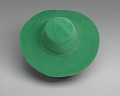 View Green hat worn by Alicia Keys on the album cover of Songs in A Minor digital asset number 1