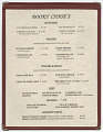 View Menu from Dooky Chase's Restaurant digital asset number 1
