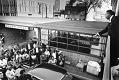 View <I>Dr. King Addressing the Crowd, Gaston Motel</I> digital asset number 0