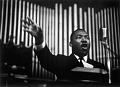 View <I>Dr. Martin Luther King, Jr., Addressing a Rally, Sixteenth Street Baptist Church</I> digital asset number 0