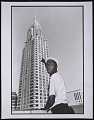 View Photograph of Grandmaster Flash at the Chrysler Building, NYC digital asset number 0