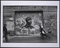 View Photograph of the Tupac memorial mural on Houston Street in NYC digital asset number 0