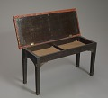 View Piano bench from Pilgrim Baptist Church used by Thomas Dorsey digital asset number 5