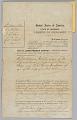 View Deed of sale for an enslaved man named Pierre digital asset number 0