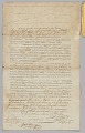 View Deed of sale for an enslaved man named Pierre digital asset number 1