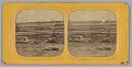 View Stereograph of deceased Confederate soldiers near a fence at Antietam, Maryland digital asset number 0
