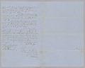 View Deed of sale for an enslaved man named Cane digital asset number 2