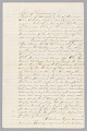 View Deed of sale for an enslaved woman named Cassey digital asset number 0
