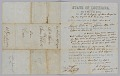 View Deed of sale for an enslaved man named Cato digital asset number 2