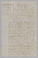 View Deed of sale for an enslaved man named John digital asset number 0