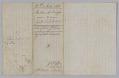 View Deed of sale for an enslaved man named John digital asset number 1