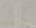 View Deed of sale for an enslaved man named John digital asset number 3