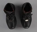 View Black platform ankle boots worn by Bootsy Collins digital asset number 6