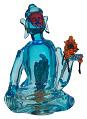 View <I>Buddha (Fire & Water)</I> digital asset number 0