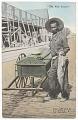 View Postcard of a fish dealer digital asset number 0