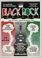 View Poster for a Black Rock festival in Italy digital asset number 0