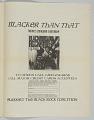 View <I>Ravers: The Black Rock Coalition Arts Magazine: Winter 1994</I> digital asset number 2