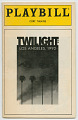 View Playbill for Twilight: Los Angeles, 1992 digital asset number 0