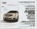 View Playbill for A Raisin in the Sun with insert essay 'Sweet Lorraine' digital asset number 2