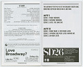 View Playbill for A Raisin in the Sun with insert essay 'Sweet Lorraine' digital asset number 6