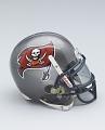 View Tampa Bay Buccaneers helmet worn by Warrick Dunn digital asset number 0