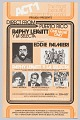 View Flyer advertising a concert featuring Raphy Leavitt y La Selecta digital asset number 0