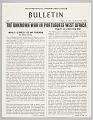 View <I>Tri-Continential Information Center Bulletin Vol. 1 No. 8</I> digital asset number 0