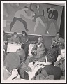 View Gelatin silver print of Lead Belly playing the guitar digital asset number 0
