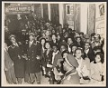 View Gelatin silver print of a crowd at the Apollo Theater digital asset number 0