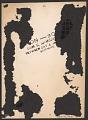 View Gelatin silver print of unidentified singing group digital asset number 1