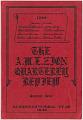 View <I>The A.M.E. Zion Quarterly Review: Volume LVI, No.3</I> digital asset number 0