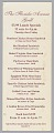 View Menu insert from the Florida Avenue Grill restaurant digital asset number 0