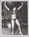 View <I>Exotic Dancer, name unknown, c. mid 1950s</I> digital asset number 0