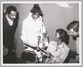 View <I>Linda Jackson gets Dionne Warwick's autograph, Circle Star Theater, San Carlos, CA, June 1973</I> digital asset number 0