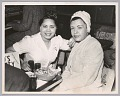 View <I>Billie Holiday with popular Bop City waitress, c. 1952</I> digital asset number 0