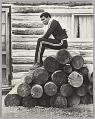 View <I>Muhammad Ali, 1978, Deer Lake, Pennsylvania</I> digital asset number 0