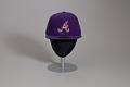 View Purple Atlanta Braves baseball cap owned by Big Boi digital asset number 1