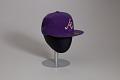 View Purple Atlanta Braves baseball cap owned by Big Boi digital asset number 2