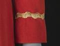 View Red Starfleet uniform worn by Nichelle Nichols as Lt. Uhura on Star Trek digital asset number 3