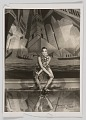 View Photographic print of Josephine Baker performing at the Folies Bergère digital asset number 0